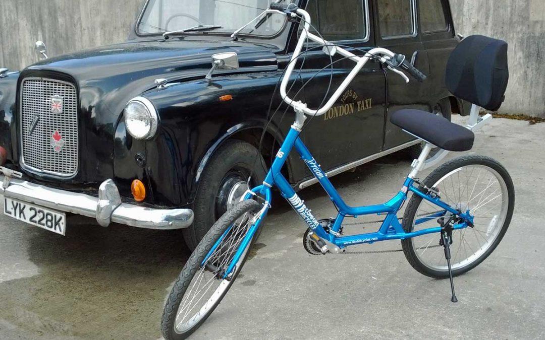 Day 6 comfort bike