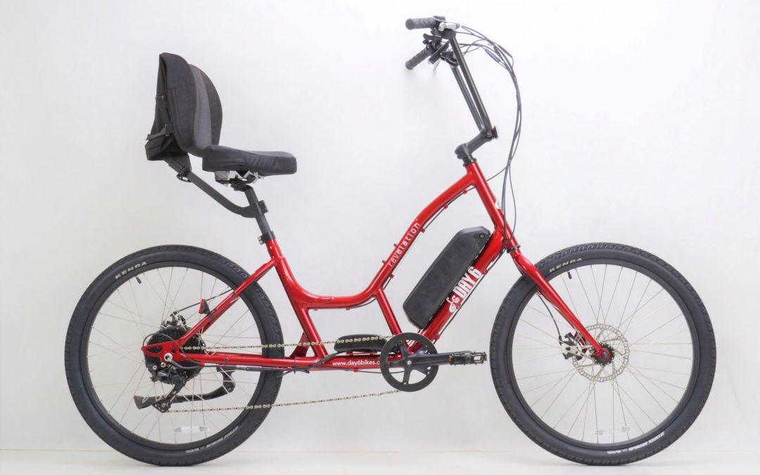 Day 6 Revelation E-Bike